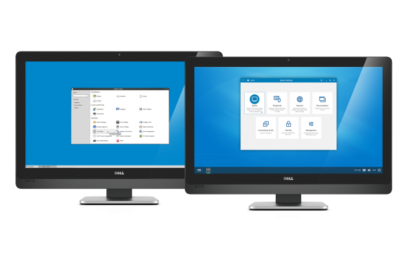 Dell Wyse Thin Linux Redesign