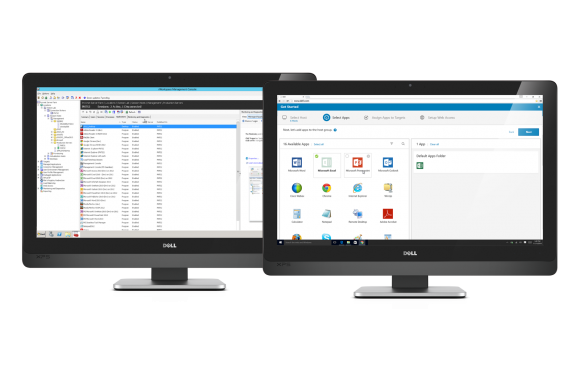 Dell Wyse vWorkspace Redesign