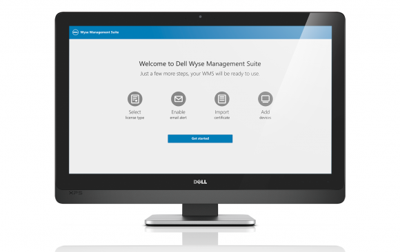 Dell Wyse Management Suite Installer & OOBE Design